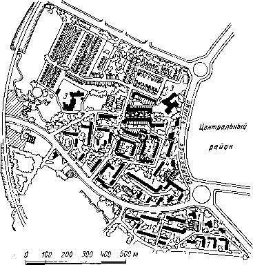 Схема уличной сети города фото 356